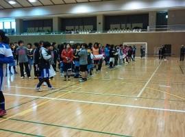 温泉DE女子フットサル大会