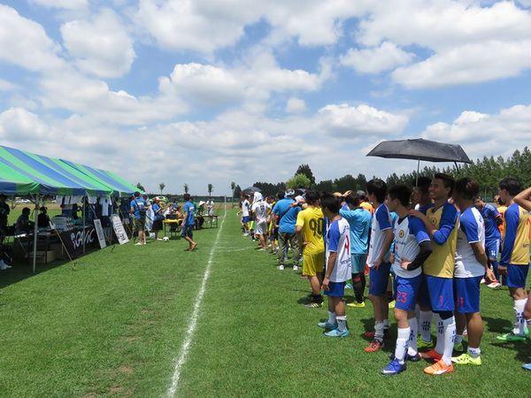 在日ベトナム学生青年協会主催サッカー大会