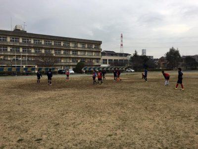 井野中学校部活動の様子